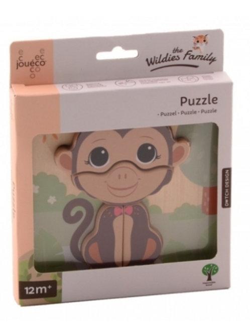 Jouéco houten puzzel