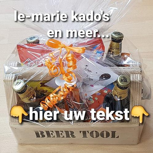 Houten Beertool