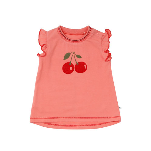 Ducky Beau shirt/tuniek cherry