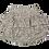 Thumbnail: Vinrose Rokje Lilac zebra