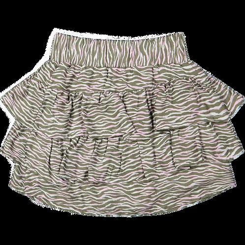 Vinrose Rokje Lilac zebra