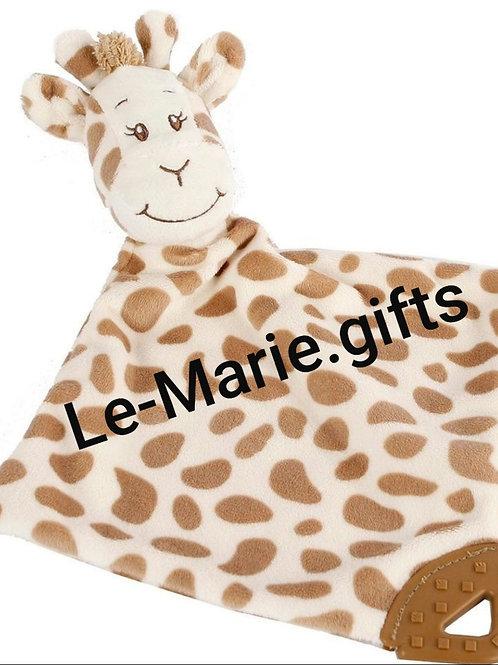 Giraf Knuffeldoekje