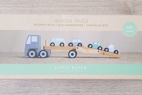 Houten truck