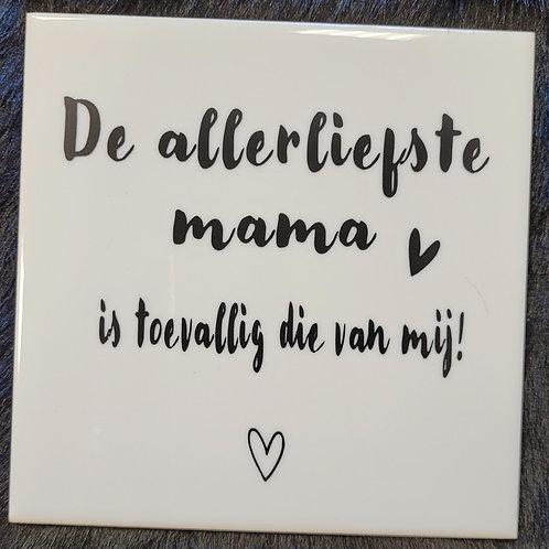 Tegel Mama ❤