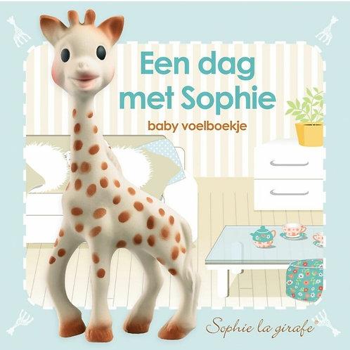 Kleine Giraf voelboekje