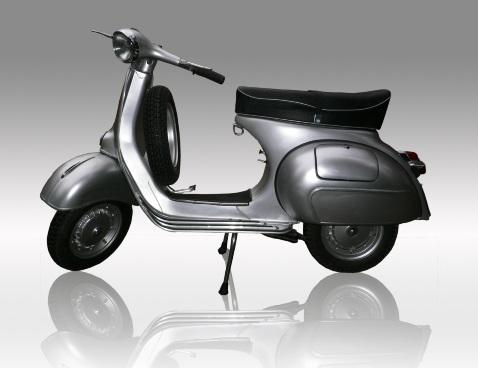 Vespa Bali Sidecar 6