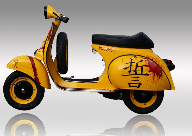 Vespa Bali Sidecar 3