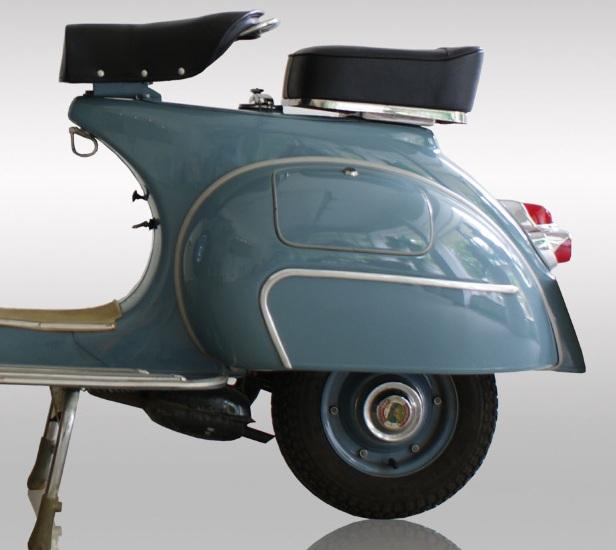 Vespa Bali Sidecar 5