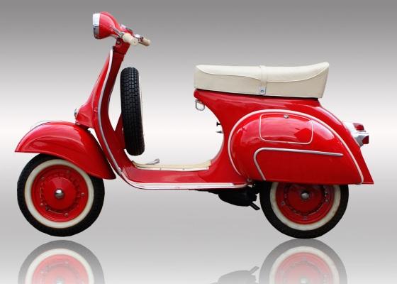 Vespa Bali Sidecar