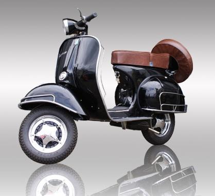 Vespa Bali Sidecar 7