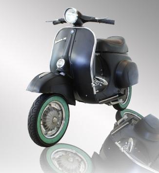 Vespa Bali Sidecar 4