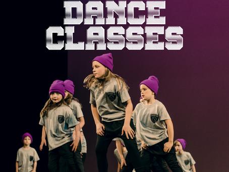 $1.00 DANCE CLASSES!