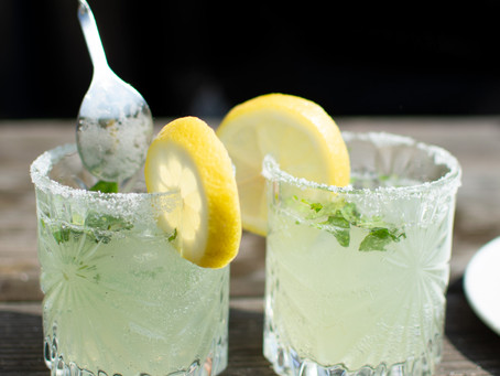 When life gives you lemonade, sometimes a sip is all you need