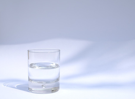 Is your glass half empty or half full... and why this is the wrong question to ask.