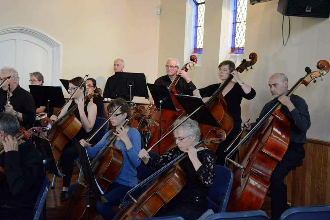 Gippsland Symphony Orchestra Cello and Bass