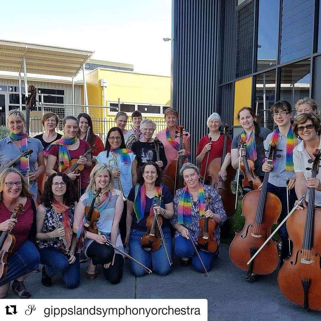 Gippsland Symphony Orchestra Rural Womens Day