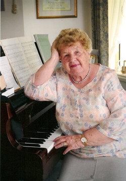 Gippsland Symphony Orchestra Judy Hall OAM
