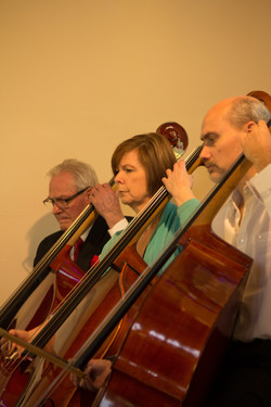Gippsland Symphony Orchestra Brenden, Lisa and Sid