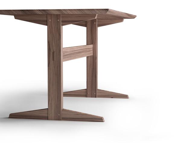 Trestle stůl