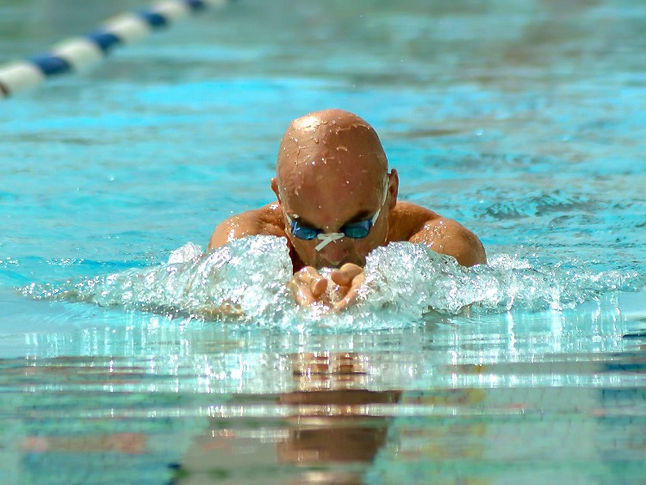 natation brasseur