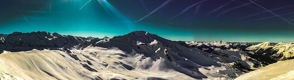 chalet panoramique