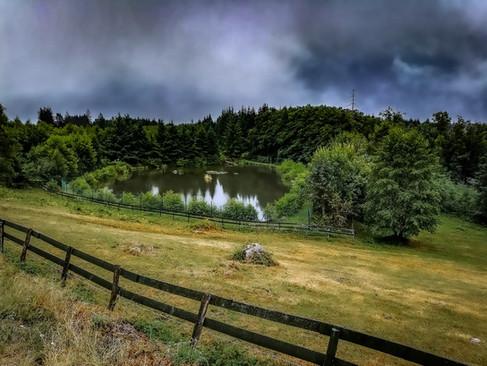 Plateau des mille étangs - Haute Saône