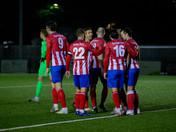 Dorking Wanderers 2 Maidstone United 2