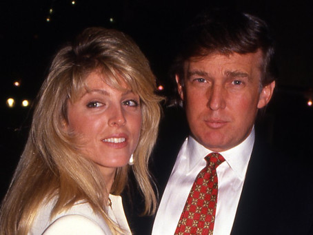 The Tax Man And The Ex-Wife...
