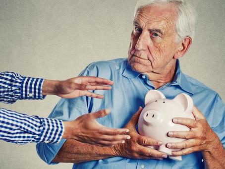 Beware of COVID-19 Pension Scams