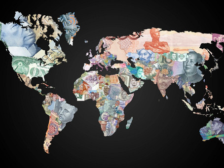 USD – The Global Reserve Currency... For Now!