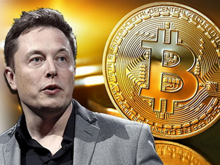 Elon Musk and Tesla have a change of Heart about Bitcoin