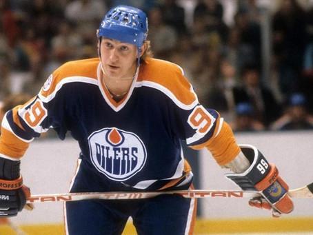 The Wayne Gretzky Story...