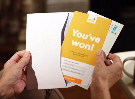 Should you take a Punt on Prize Draw Savings?