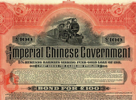 Will China be 'Trumped' by its Railway Bonds?