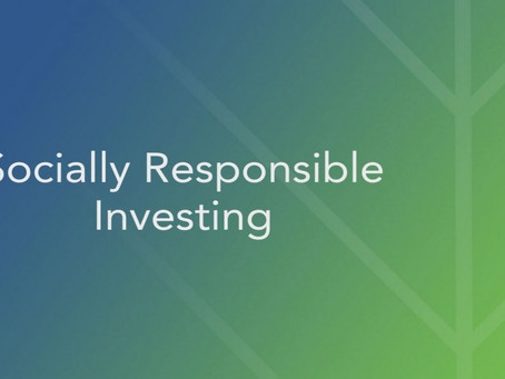 Socially Responsible Investing : Part 2