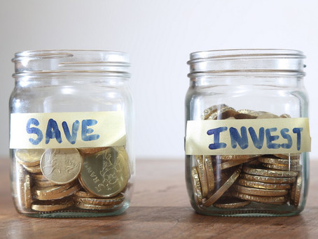 Why You Should be Investing, Not Saving