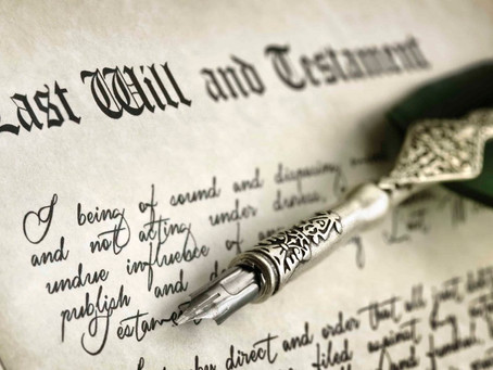 Want to Give Your Family Nightmares?   Don't Leave a Will