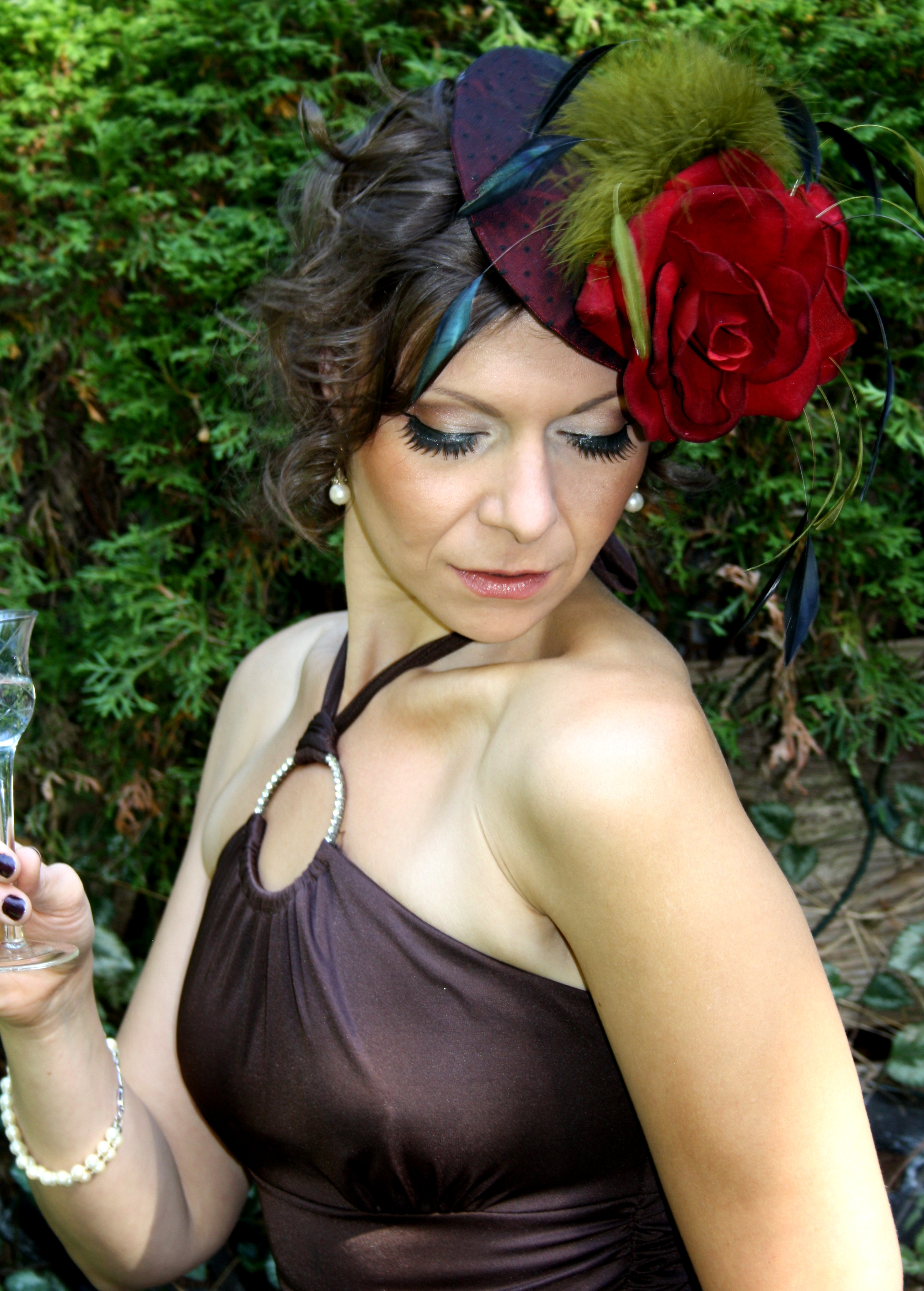 By any other name Fascinator