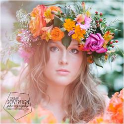 Shiverz Fresh Floral Crown
