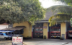 Thalassery Fire and Rescue Station