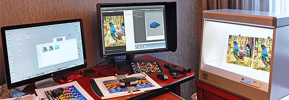Услуги цветовой калибровки | www.ColorManager.ru