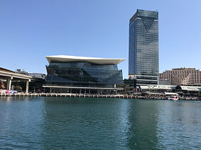 Convention Centre Darling Harbour