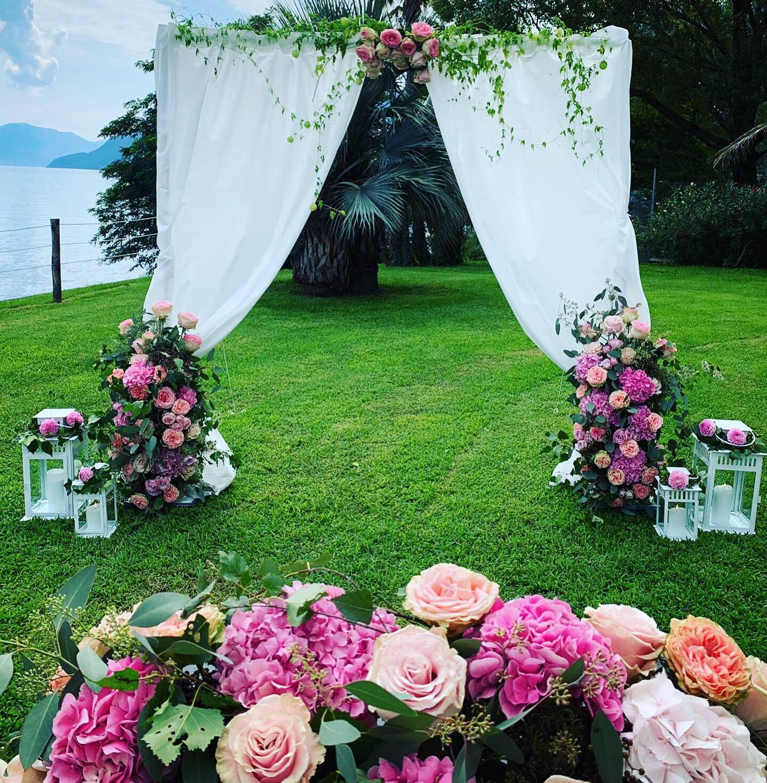 Hochzeit Brissago