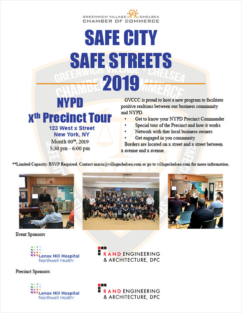 Safe City Safe Streets