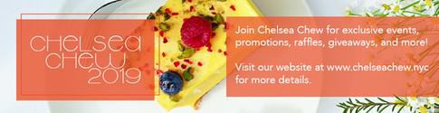 Chelsea Chew Online Ad