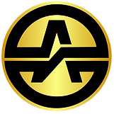 AlpCoin Logo gold off.png