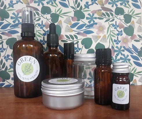 Bespoke Aromatherapy Products