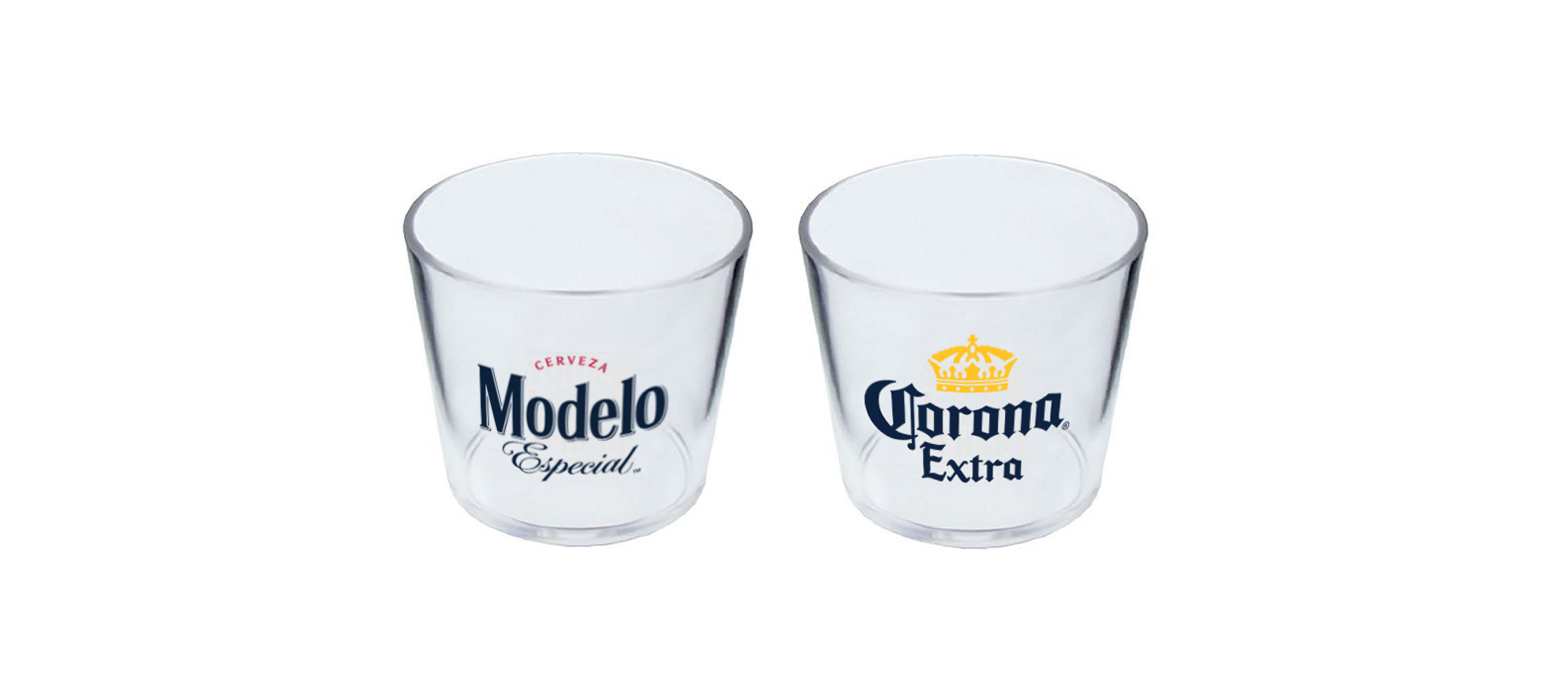 shot glass sample cups