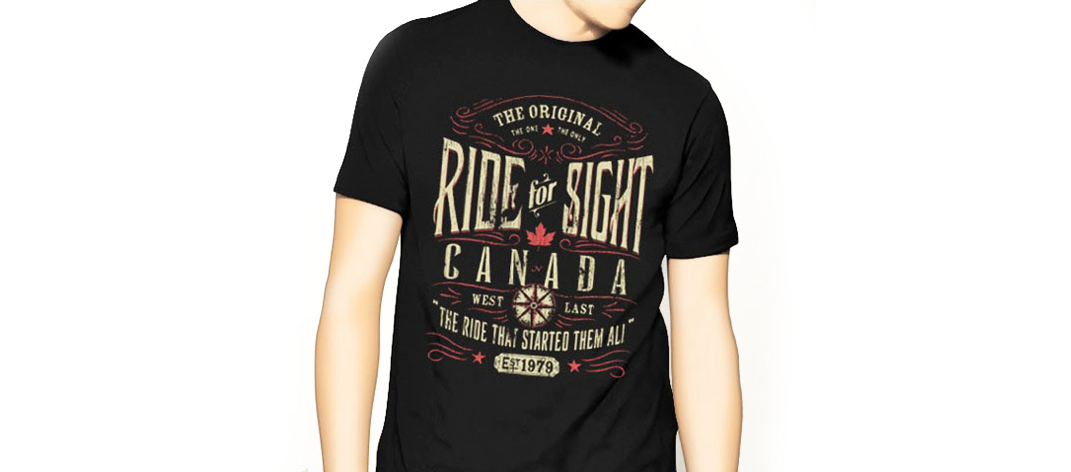 ride for sight tee better