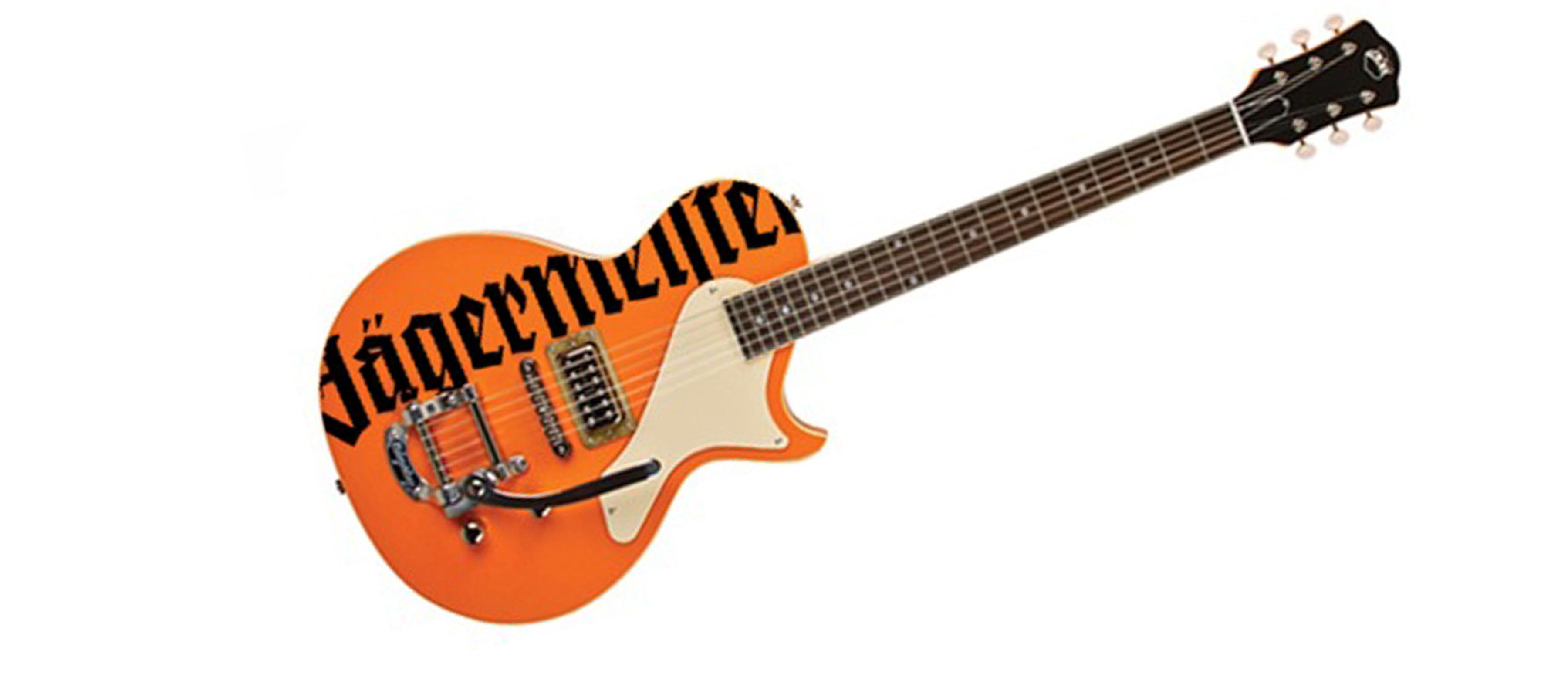 jager guitar